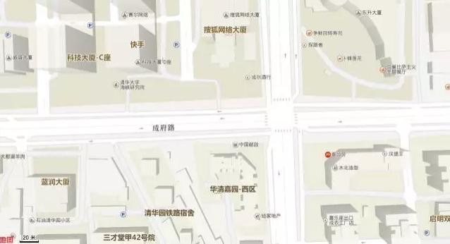 在北京,那个每月 900 块的正规住处
