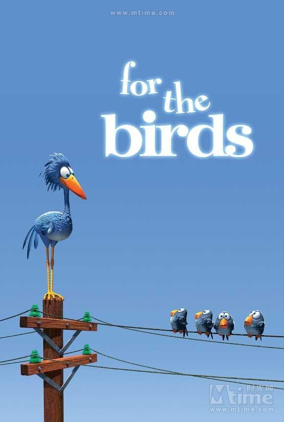 《鸟!鸟! 鸟!》告诉你强者与弱者的区别