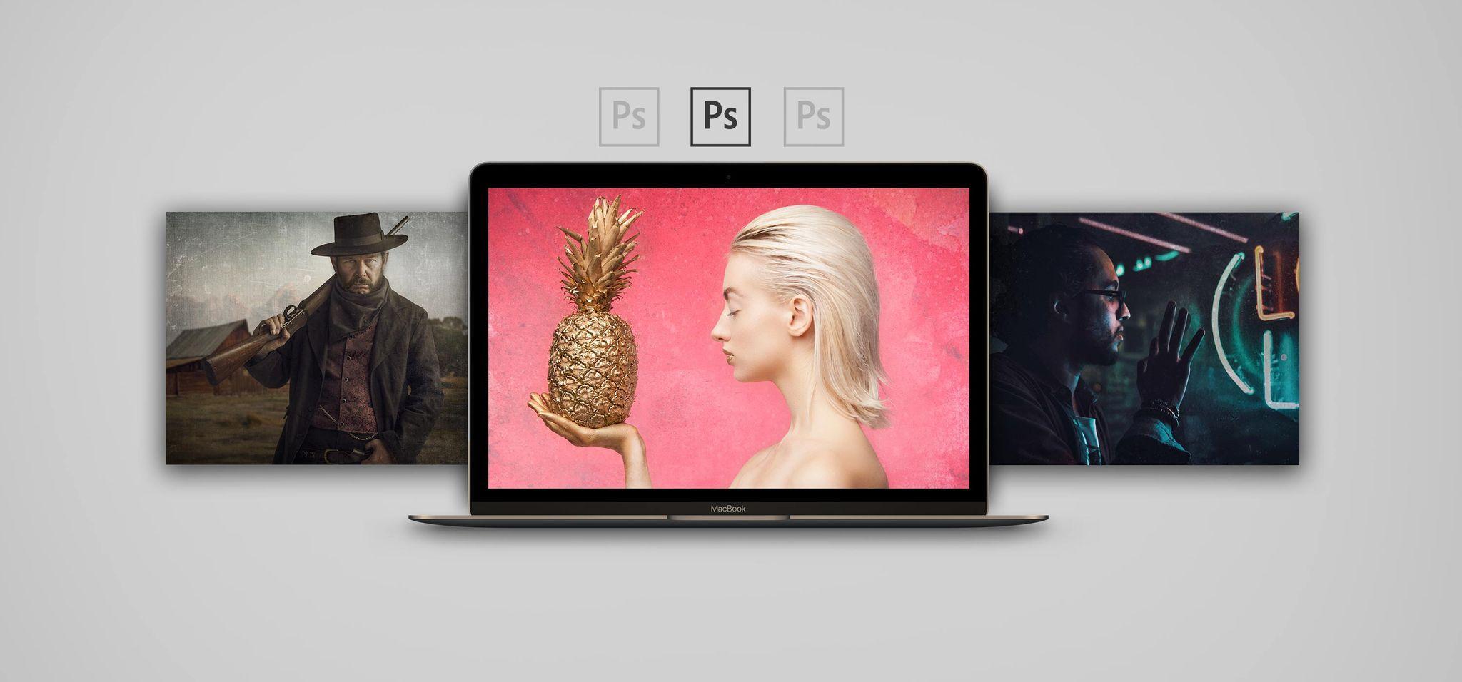 【M43】P100种自定义PHOTOSHOP电影纹理叠加合成素材
