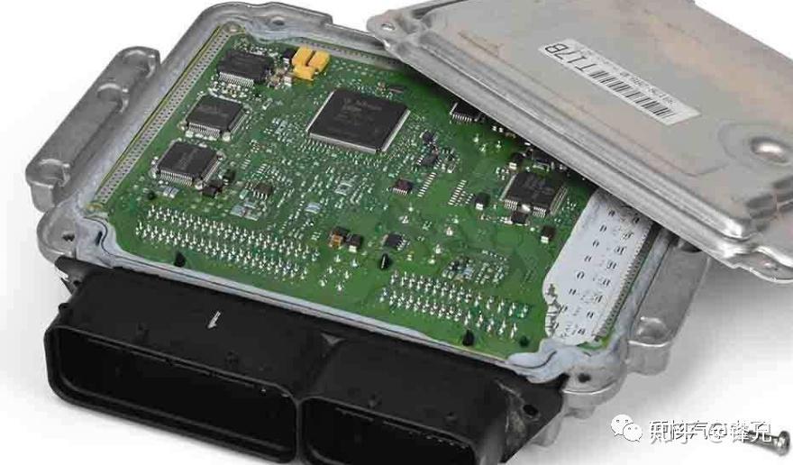 行车制动器是什么_深度:什么是域控制器? - 知乎