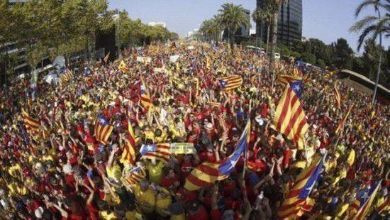 从苏格兰到加泰罗尼亚--欧洲独立公投为何泛滥