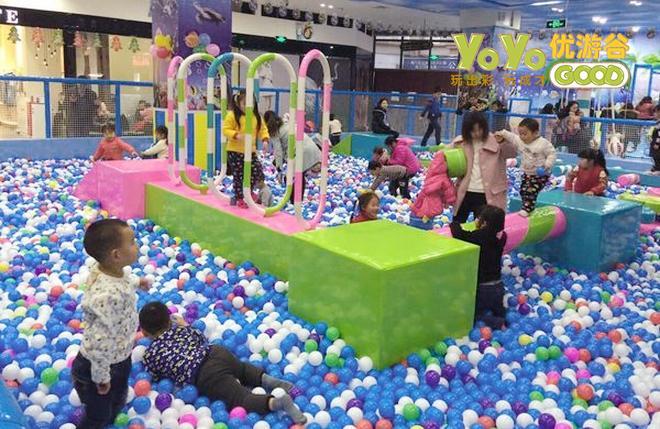 提高儿童乐园收益应该怎么做? 加盟资讯 游乐设备第1张