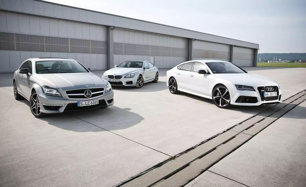 奥迪A8、宝马7系、奔驰S,三者的白车身轻量化水平如何?
