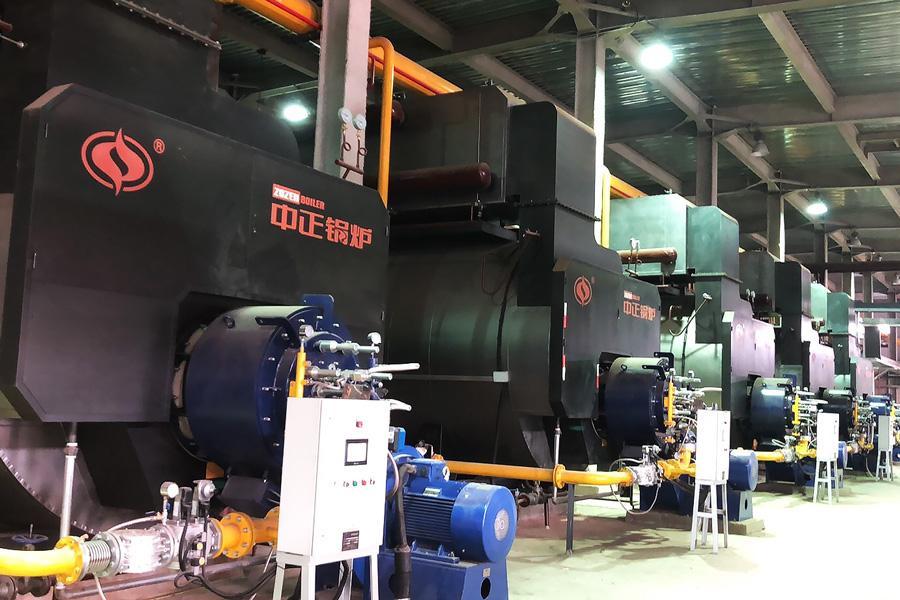 品质造就实力 中正锅炉斩获华晨宝马铁西新工厂分布式能源项目