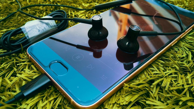 小米双单元半入耳式耳机Type-C版