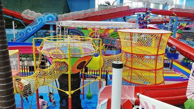 太原开儿童乐园能日赚万元吗? 加盟资讯 游乐设备第2张