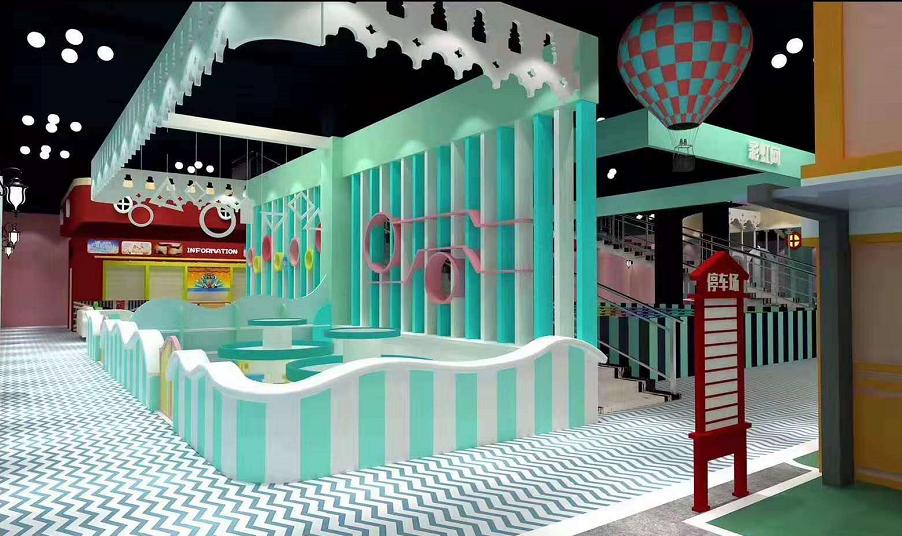 如何分辨儿童游乐设施厂家好不好?卡奇乐为你揭晓 临夏儿童乐园项目加盟 加盟资讯 游乐设备第2张