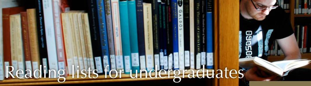 不知道读什么书?这里有从剑桥,哈佛的官方推荐专业读书目录,避免瞎读书