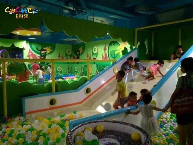 兰州儿童乐园厂商 加盟资讯 游乐设备第1张
