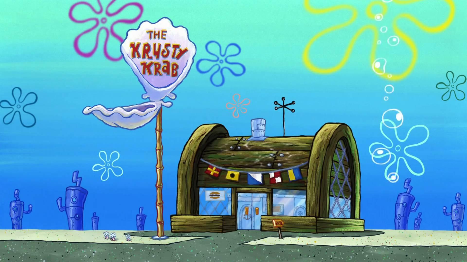 Fred Spongebob Wallpaper