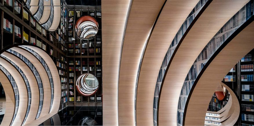 The new trend of retail space design! INTERIOR DESIGN-Best of Year Awards winning works