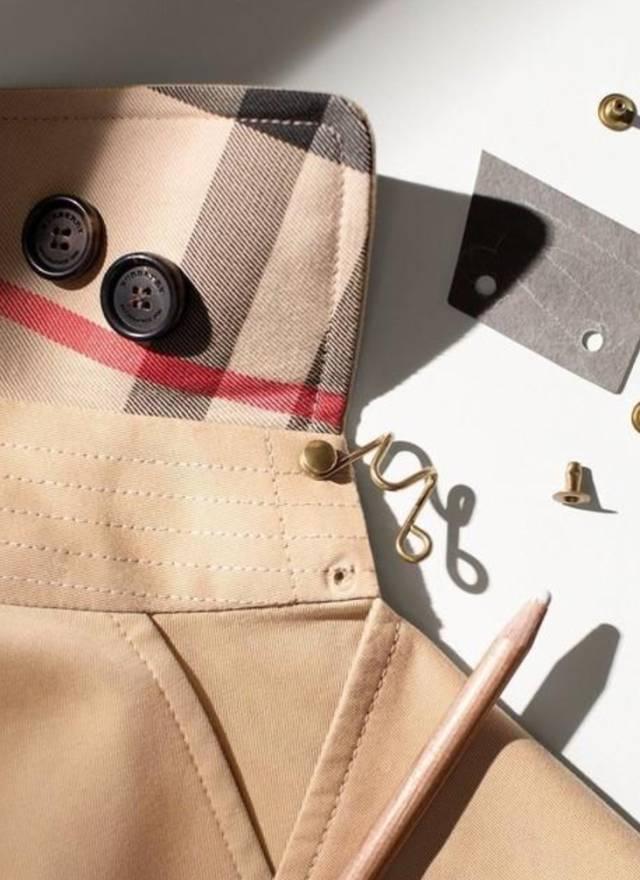 如何挑选一件属于自己的burberry风衣
