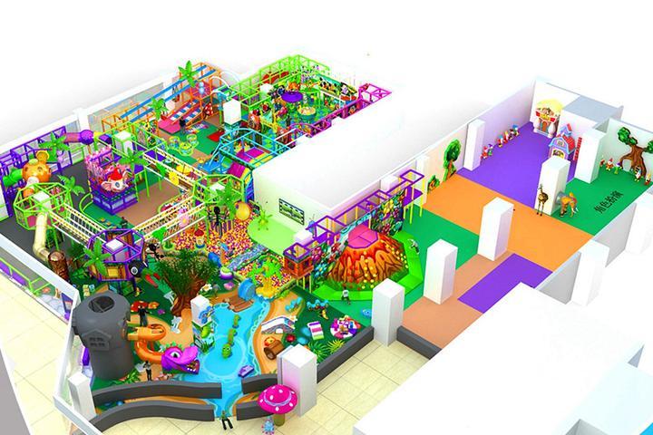 长治儿童乐园市场怎么样? 加盟资讯 游乐设备第1张