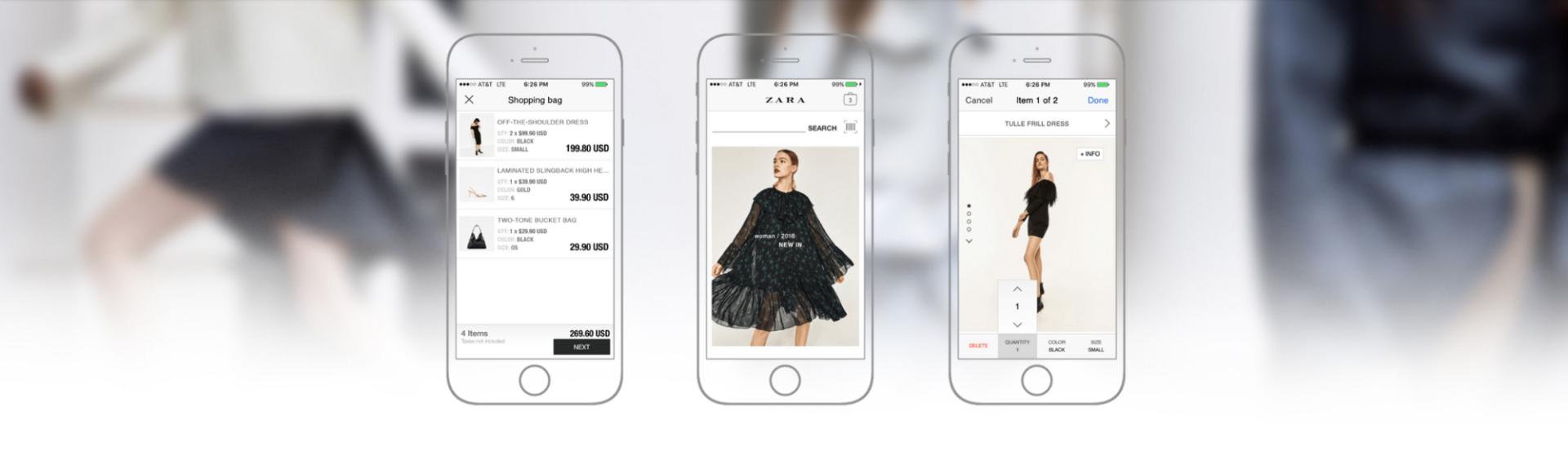 Zara可用性测试:一个真实优化设计的案例