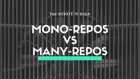 REPO 风格之争:MONO VS MULTI