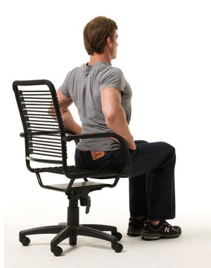 开工大吉!4分钟久坐族办公室健身!