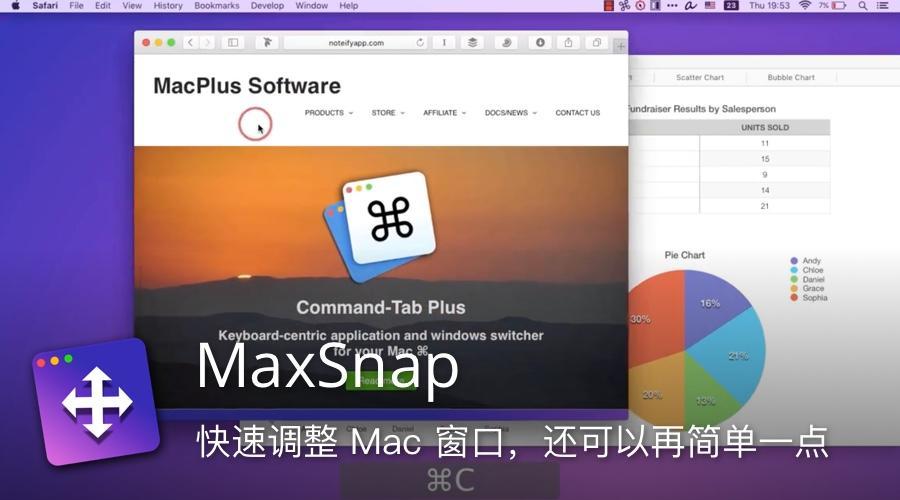 快速调整 Mac 窗口,还可以再简单一点