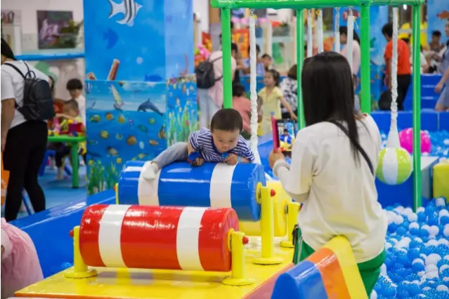 开一家中小型亲子乐园需要投资多少钱? 临夏亲子儿童乐园加盟 加盟资讯 游乐设备第2张