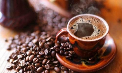 2018年暖心推送第15篇:2018年1月18日雅思写作小作文真题:四个国家咖啡和茶的进口量对比(静态柱图)