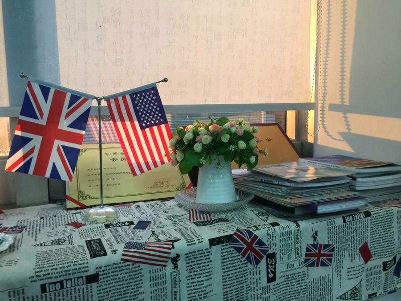 英国优越教育留学中介肿么样,在金茂大厦有分