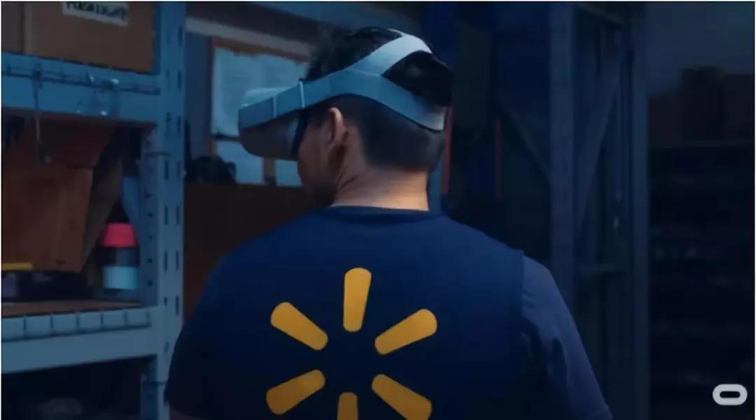 零售业巨头沃尔玛引入VR新型培训系统