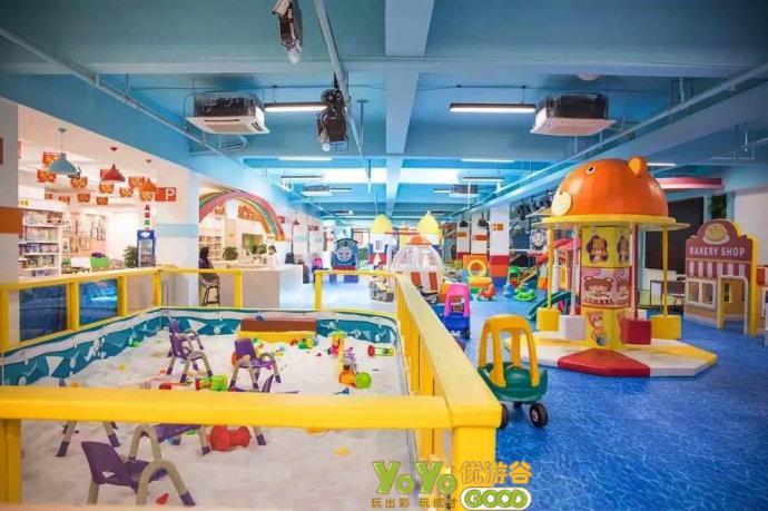 要想提高儿童游乐园的客流量,你需做好这5项! 加盟资讯 游乐设备第2张