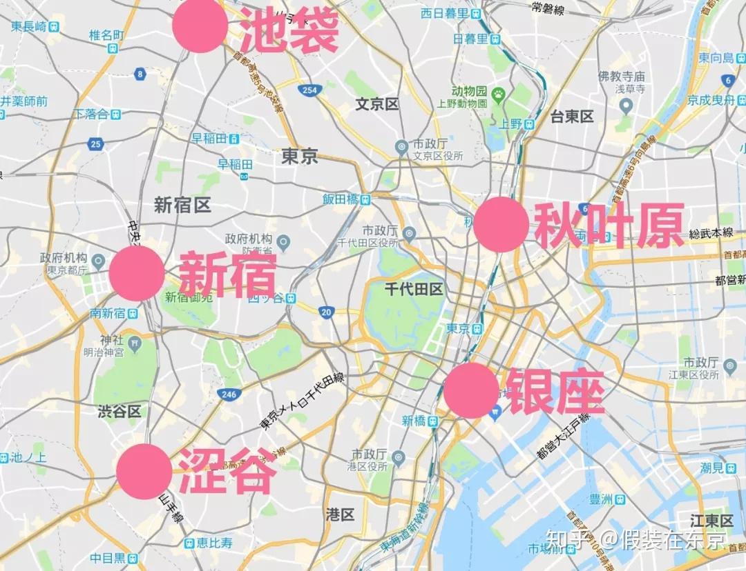 日本东京旅游攻略_一次性带你了解日本东京各大景点   东京旅游攻略指南 第二篇 ...